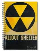 Fallout Shelter Spiral Notebook