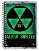 Fallout Shelter Wall 1 Spiral Notebook
