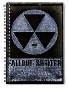 Fallout Shelter Wall 5 Spiral Notebook