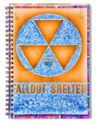 Fallout Shelter Wall 7 Spiral Notebook
