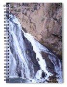 Falls Hidden Spiral Notebook