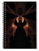 False Prophet Spiral Notebook