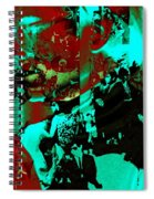 Famed For Its Groundbreaking Parties Spiral Notebook
