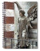 Famiglia Cavaliere Del Francesco Canti Memorial Marker Spiral Notebook