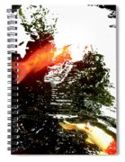 Family Members 6 Spiral Notebook