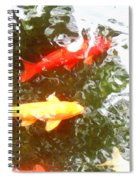 Family Members 7 Spiral Notebook
