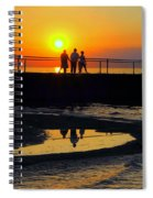 Family Moment Spiral Notebook