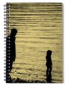 Family Paddle Spiral Notebook