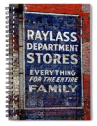 Family Store Spiral Notebook