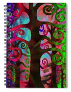 Family Struggle 1 Spiral Notebook