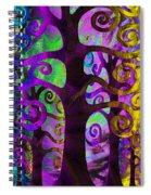 Family Struggle 2 Spiral Notebook
