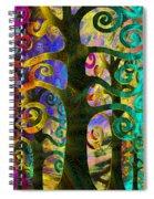 Family Struggle 4 Spiral Notebook