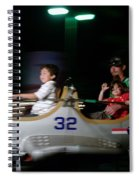 Family Time At The Fair  Spiral Notebook