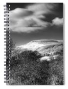 Fan Fawr Brecon Beacons 1 Mono Spiral Notebook