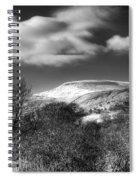 Fan Fawr Brecon Beacons 1 Mono Spiral Notebook