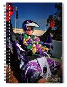 fAN mAN 2 Spiral Notebook