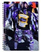 fAN mAN 3 Spiral Notebook