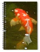 Fancy Fins Spiral Notebook