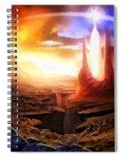 Fantasia Spiral Notebook