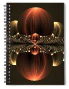 Fantastic Skyline Spiral Notebook