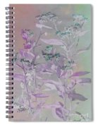 Fantasy By The Pond Spiral Notebook
