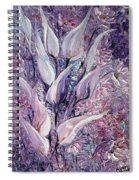 Fantasy Callas Spiral Notebook
