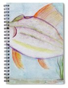 Fantasy Fish Spiral Notebook