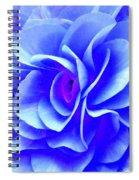 Fantasy Flower 10 Spiral Notebook