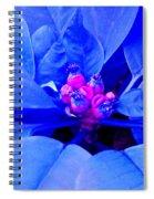 Fantasy Flower 11 Spiral Notebook