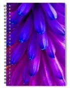 Fantasy Flower 5 Spiral Notebook