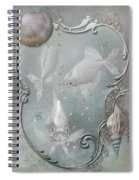 Fantasy Ocean 2 Spiral Notebook