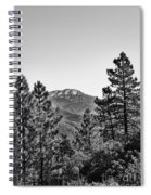 Far Side Of The Mountain Spiral Notebook