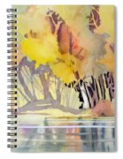 Far Side Of The Pond Spiral Notebook
