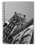Fargo Spiral Notebook