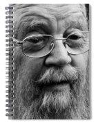 Farley Mowat Spiral Notebook