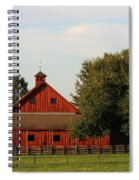 Farm-3582 Spiral Notebook