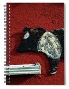 Farm Art Spiral Notebook