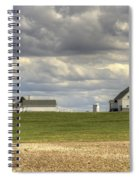 Farm Country Spiral Notebook