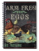 Farm Fresh-jp2636 Spiral Notebook