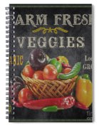 Farm Fresh-jp2637 Spiral Notebook