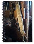 Farm Gear 1 Spiral Notebook
