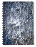 Farm In The Woods On A Hill Spiral Notebook