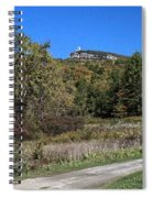 Farm Lane Spiral Notebook