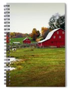 Farm Perfect Spiral Notebook