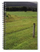 Farm Road Spiral Notebook
