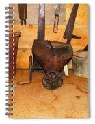 Farm Tools Spiral Notebook
