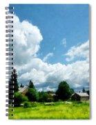 Farm Vista Spiral Notebook