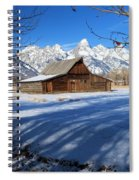 Farmers View Spiral Notebook