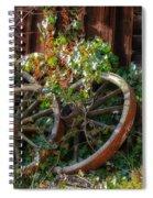 Farmhouse Memories Spiral Notebook