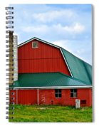 Farming Spiral Notebook